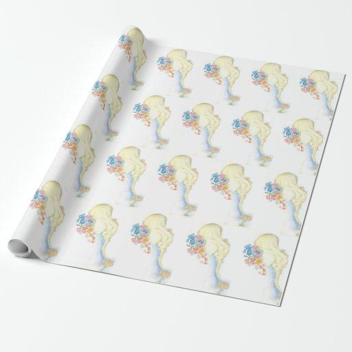 Baby Boy Gifts Elephant : Baby elephant gift wrap zazzle