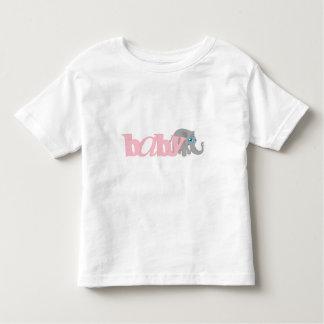 Baby Elephant (pink) T Shirt