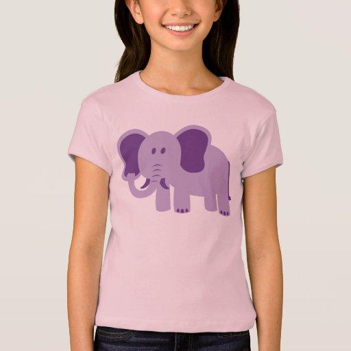 Baby Elephant Playera