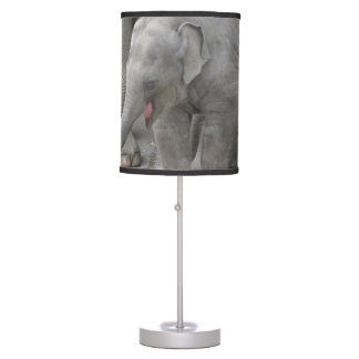 Baby Elephant Table Lamp