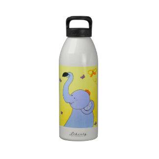 Baby Elephant Drinking Bottle