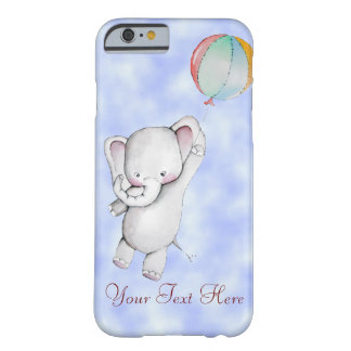 Baby Elephant with Balloon iPhone 6 Case