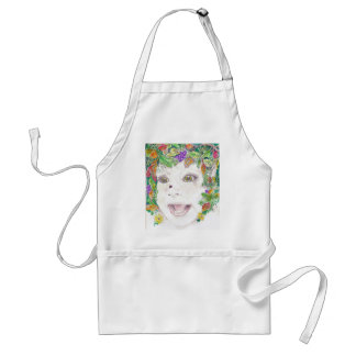 baby elf (2) adult apron