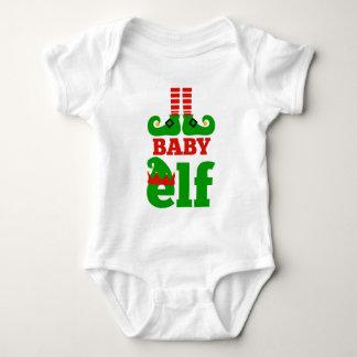 Baby elf baby bodysuit