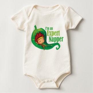 Baby Elf Expert Napper Baby Bodysuit