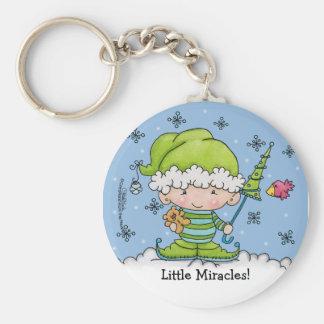 Baby Elf –Personalized !st  Christmas Keychain