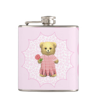 Baby Ella Bear's Hip Flasks