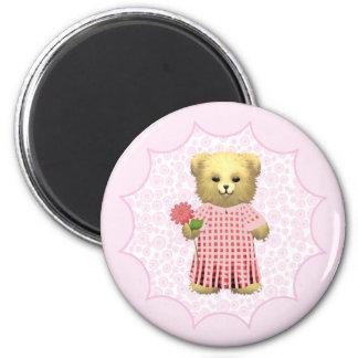 Baby Ella Bear's Magnet