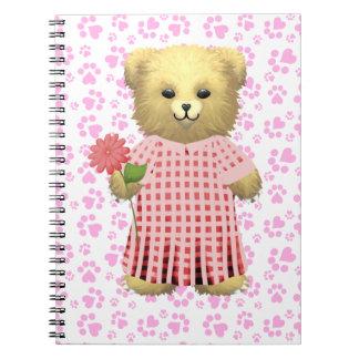 Baby Ella Bear's Note Book