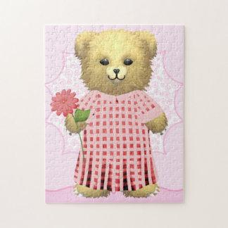 Baby Ella Bear's Puzzle