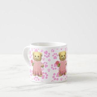 Baby Ella Bear's Espresso Cup