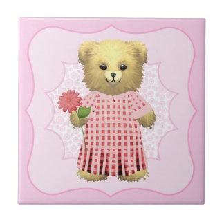 Baby Ella Bear's Ceramic Tiles