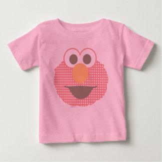 Baby Elmo Big Face Polka Dot T Shirt