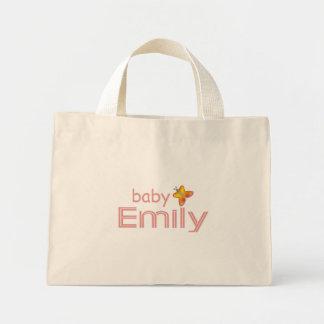 Baby Emily Mini Tote Bag