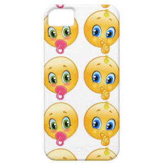 baby emojis iPhone SE/5/5s case