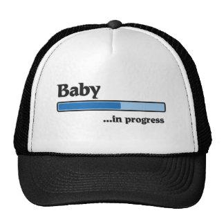baby en progress gorra