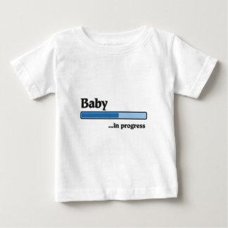 baby en progress playeras
