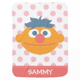 Baby Ernie Face Stroller Blanket