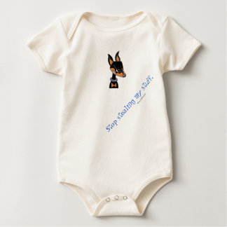 Baby ethics T Baby Bodysuit