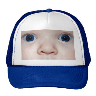 Baby eyes hats