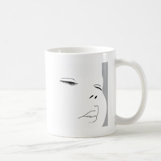 Baby Face 1 Classic White Coffee Mug