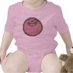 Baby Face 21 Baby Bodysuit