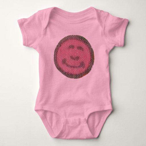 Baby Face 27 Baby Bodysuit