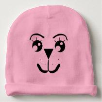Baby Face Beanie Hat
