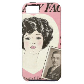 Baby Face iPhone Case