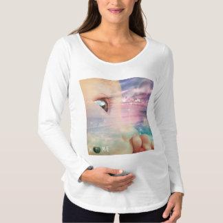 baby face maternity T-Shirt