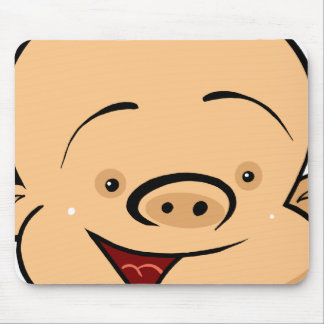 Baby Face Mouse Pad