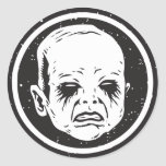 Baby Face Sticker