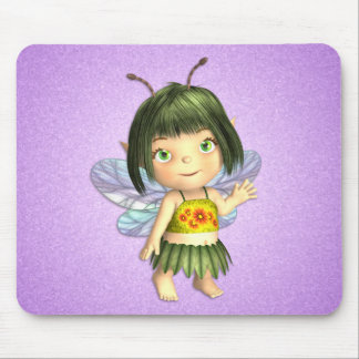 Baby Faerie Blossom Mousepad