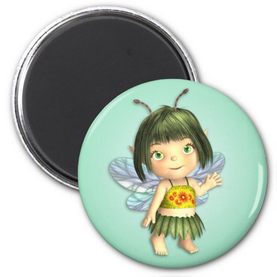 Baby Faerie Magnet