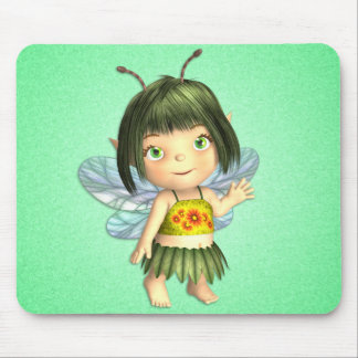 Baby Faerie Mousepad 2