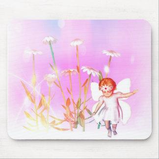Baby Fairy Garden dance mousepad