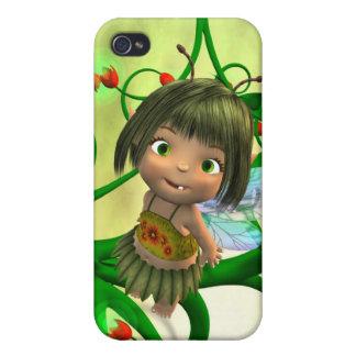 Baby Fairy iPhone 4 Case
