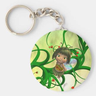 Baby Fairy Keychain