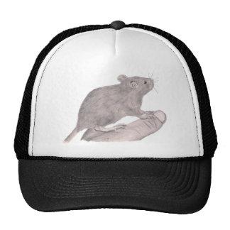 Baby Fancy Rat Trucker Hat
