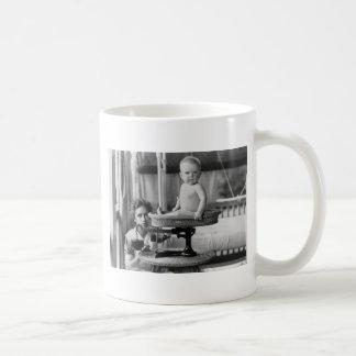 Baby Fat, 1912 Coffee Mug