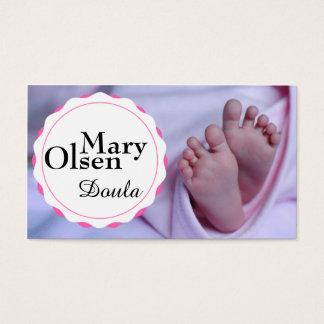 Baby Feet Business Card