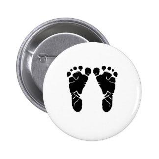 Baby Feet Pin