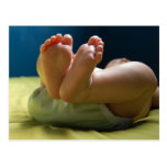 Baby Feet Dreams Post Cards