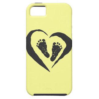 baby feet iphone5 case iPhone 5 case