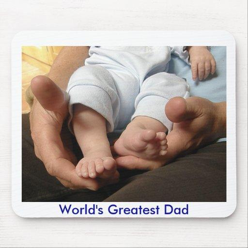 Baby Feet Mouse Mat