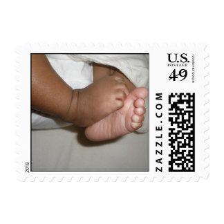 Baby Feet Postage