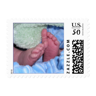 Baby Feet Stamp