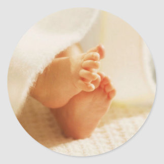 Baby Feet stickers