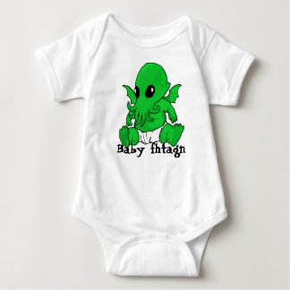 Baby fhtagn baby bodysuit