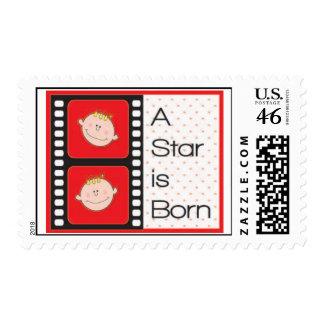 Baby Film Festival Stamp